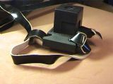 Cube of the Tefillin for the arm with special intern protection